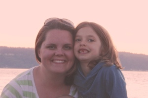 rylee and mama
