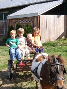 4 riding